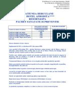 BAILE HERCULANE HOTEL AFRODITA 2019 SANATATE SI PREVENTIE.DOCX