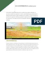 'O 2017 - CAPACITACIÓN DE AGUAS SUBTERRÁNEAS