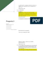 Evaluaciones - finanzas corporativas