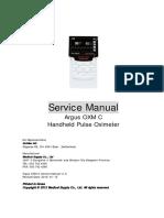 Argus OXM C Service Manual (2012