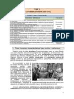 Tema 12. La España Franquista (1939-1975) n