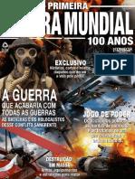 Primeira Guerra Mundial- 100 Anos- Guia Conhecer Especial