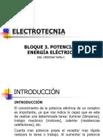 Electrotecnia Bloque 3 Potencia