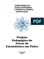 PPC Física Petropolis 2014