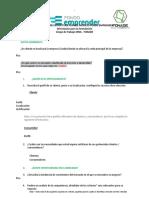 Plan de Negocio - Parte 1