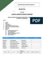 IT-EA-54 Instructivo Control Interno de Equipos Menores 24-11-09