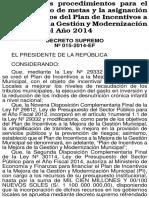 Ds 015 2014 Ef-metas Del Pi