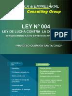 LEY 004