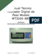 Indicador Wt3000abs Manual
