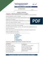 2.-Los Versos y Estrofas