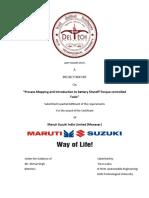Project Report Tarun