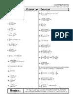 Elementary Exercise.pdf