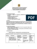 SÍLABO - FILOSOFÍAS DE INDIA Y CHINA 2019 II.pdf