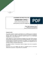 Cuaderno de Prácticas de Derecho Civil i