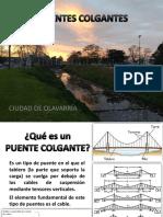 Puentes colgantes Olavarría