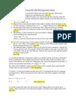 Problem Set on PDF, Cdf, Mgf_1