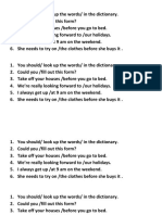 Quantifiers Grammar and Exercises, U4,L1,I6NV | Noun