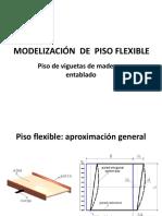 Modelizacion de Pisos Flexibles
