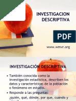 investigaciondescriptiva