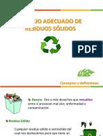 Capacitación Residuos Solidos