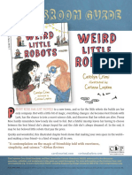 Weird Little Robots Classroom Guide