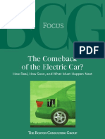 BCG Electric Vehicle