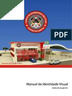 Manual de Identidade Visual Do CBMES