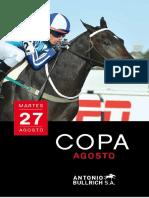 Copa Agosto