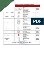 HIKVISION Alarm System Price List