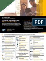 Centros homologados para estudiar SAP