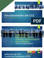 Capacitación CCS
