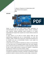 Practica 02 manejo de led rgb en interfaz de arduino  programando en proteus