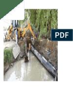 UG water line relocation