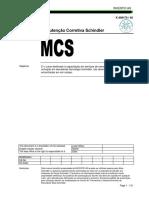 Manual MCS