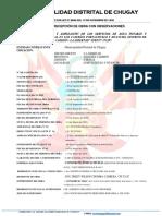 Acta de Recepcion Portachuelo Huaycho Con Observaciones