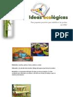 Ideas Ecológicas STBV, Agosto 2014
