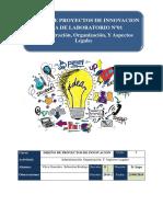 LAB 001 - Administración, Organización, y Aspectos Legales