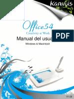 Office 54 Manual de Usuario