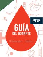 Guía Del Donante de Médula Ósea