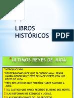 11. Libros Históricos
