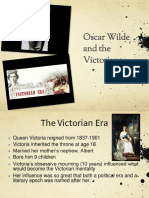 Oscar Wilde and Victorian Times.ppt.Pptx Final Version