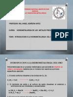 1. Introducción Hidrometalurgia Del Oro.ppt