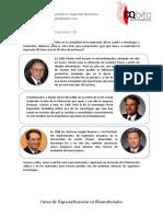 Modulo 5. Biomateriales e Impresion 3D