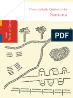 Terras de Quilombos Santana-rj