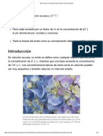 El PH, POH y La Escala de PH (Artículo) _ Khan Academy