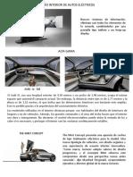 Diseño Interior de Autos Eléctricos