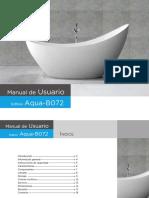 Aqua B072 Manual Usuario Edition