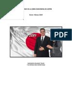 Japon Informe 2019