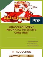 Nicu Organisation