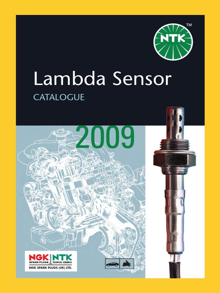 NGK 7978 Sonda Lambda